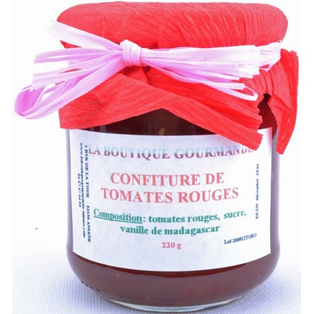 Confiture de Tomates Rouges