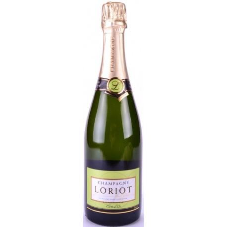 Champagne Loriot Père et Fils Brut Carte d' Or