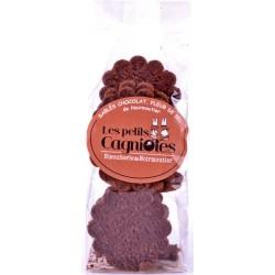 Sablés Chocolat Fleur de Sel