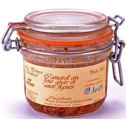 Pâté de Canard au Foie Gras et aux Figues