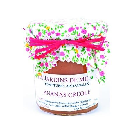 Confiture Ananas Créole