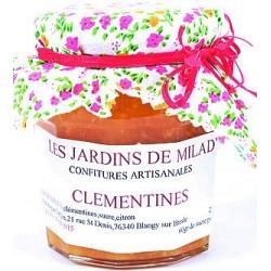 Confiture Clémentines