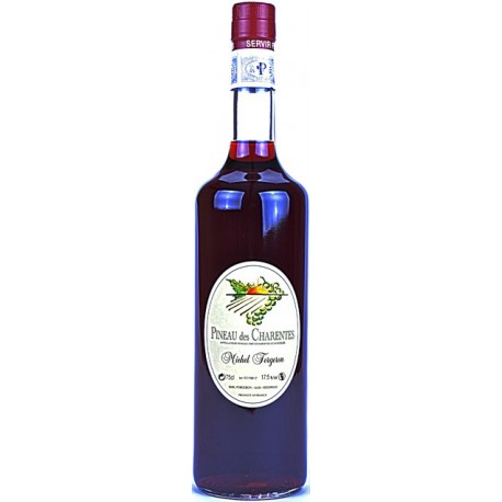 Pineau des Charentes Rouge Michel Forgeron