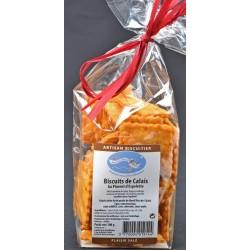 Biscuits de Calais au Piment d' Espelette
