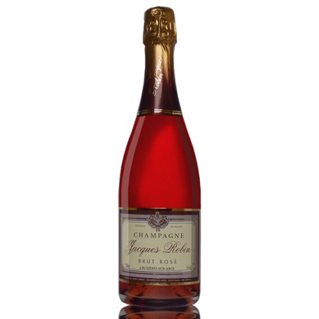 Champagne Jacques Robin Brut Rosé