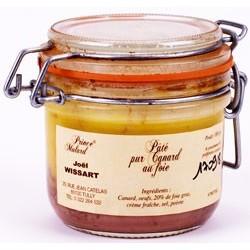 Pâté Pur Canard au Foie Gras