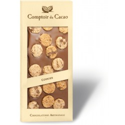 Tablette Gourmande Lait Cookies