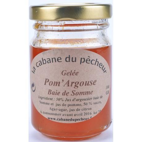 Gelée Pom' Argouse