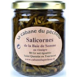 Salicornes de la Baie de Somme au vinaigre