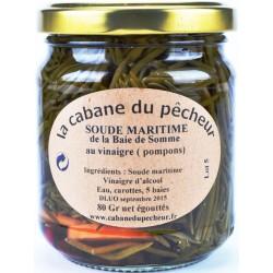 Soude Maritime de la Baie de Somme au vinaigre