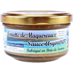 Emietté de Maquereaux Sauce Argousier