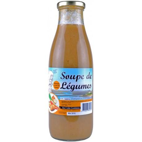 Soupe de Légumes Baie de Somme