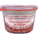 Pâté de Foie de Volaille au Calvados