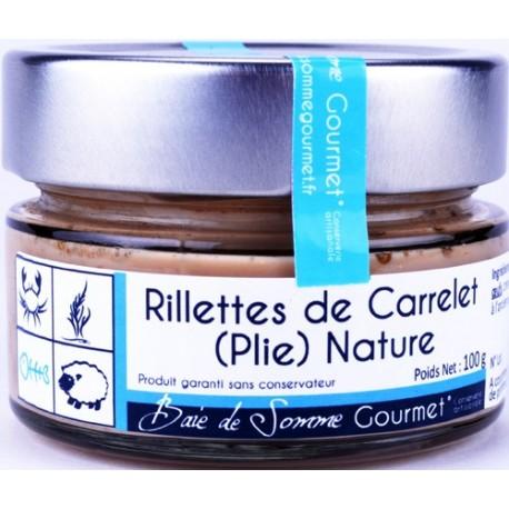 Rillettes de Carrelet (Plie)