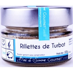 Rillettes de Turbot