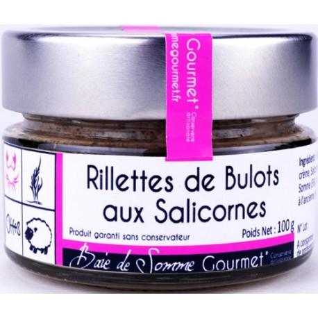 Rillettes de Bulots aux Salicornes