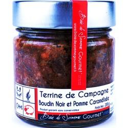 Terrine de Campagne au Boudin...