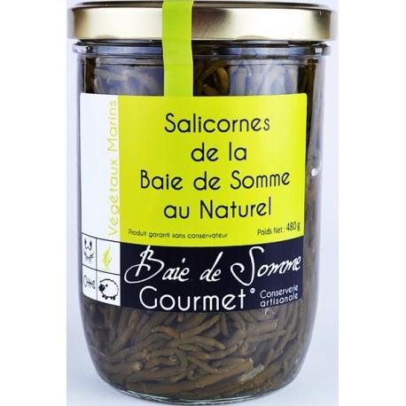 Salicornes au Naturel de la Baie de Somme