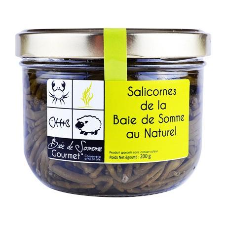 Salicornes de la Baie de Somme au Naturel