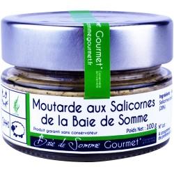 Moutarde aux Salicornes de la Baie de Somme