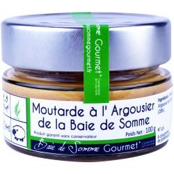 Moutarde à l' Argousier de la Baie de Somme