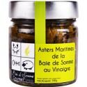 Asters Maritimes de la Baie de Somme au Vinaigre 150g